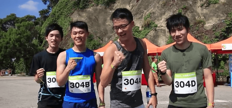 綠惜活力水陸歷奇挑戰賽暨嘉年華活動花絮2